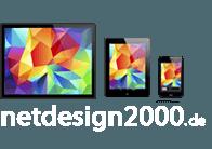 Firmenhomepages für Seltständige & Unternehmen - netdesign2000.de