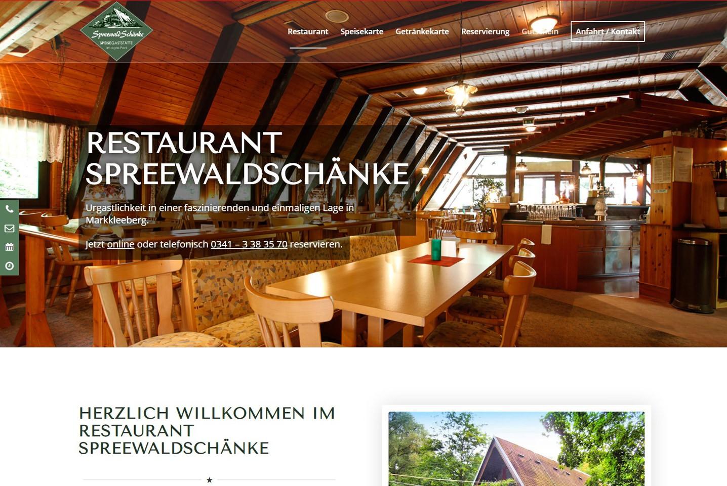 Restaurant Spreewaldschänke